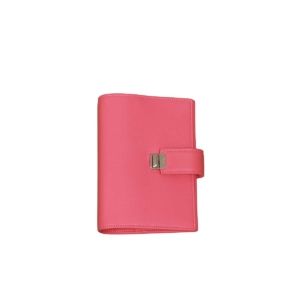 Personal Leder Timer Peony