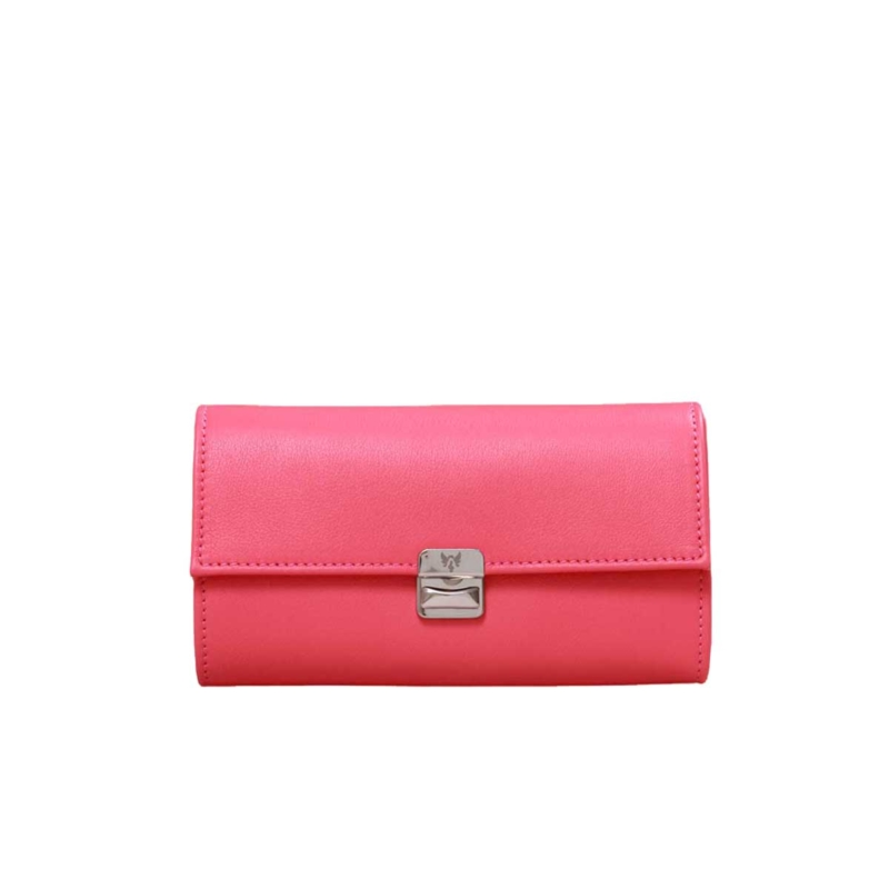 elfenklang peony pink geldbeutel large