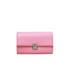 rosa portemonnaies leder kaufen