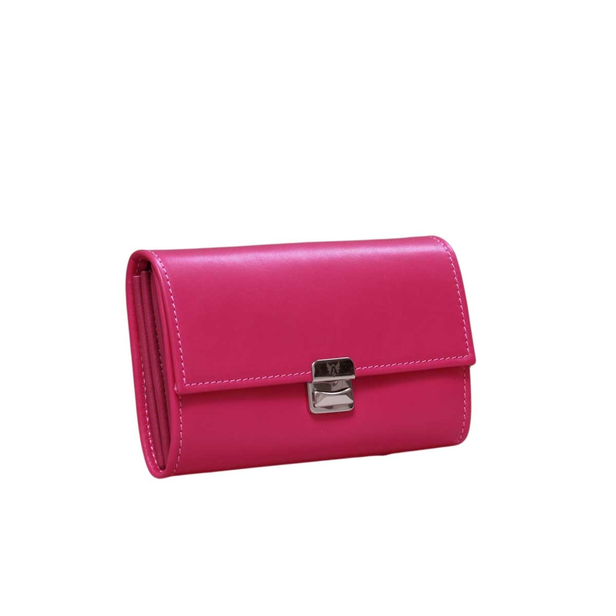 coole designer geldbörsen pink leder