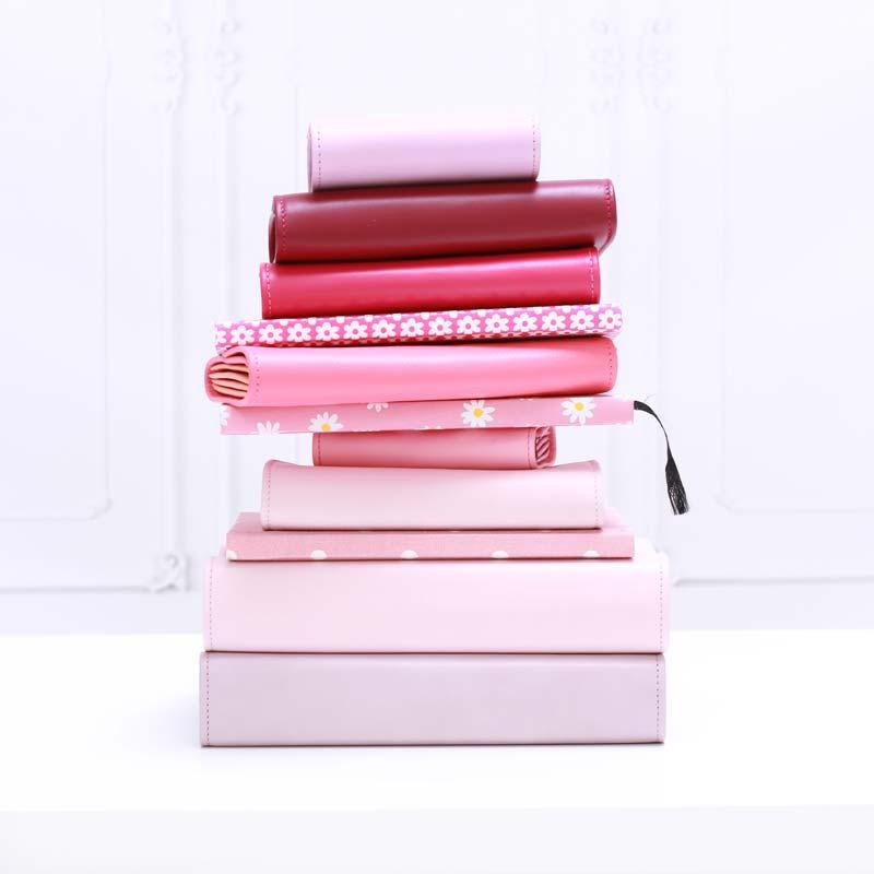 pink rosa lila rot geldbörsen planer elfenklang