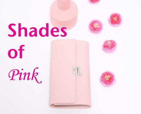 shades of pink elfenklang
