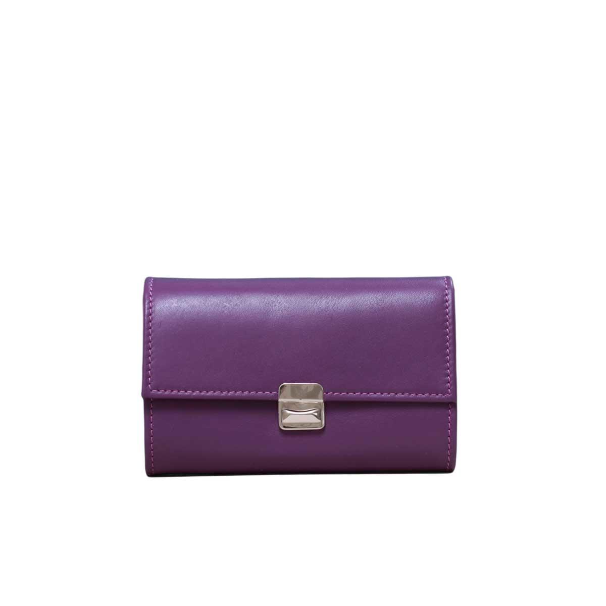 ultra violet leder geldbeutel kaufen