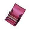 krokoleder geldbörsen pink lila kaufen