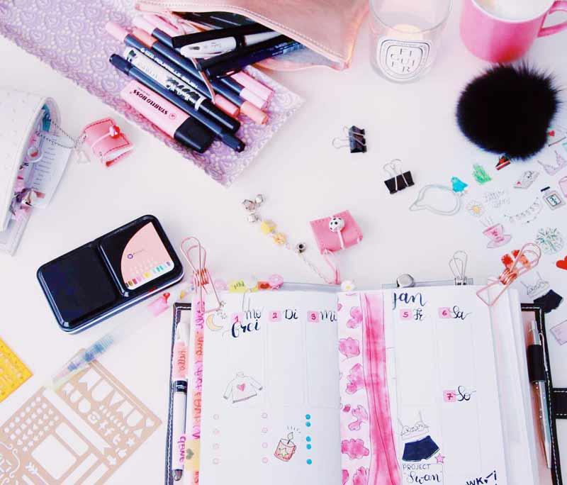 Filofax Ideen.Planning Leidenschaft Und Hobby Viele Ideen Rund Ums Planning