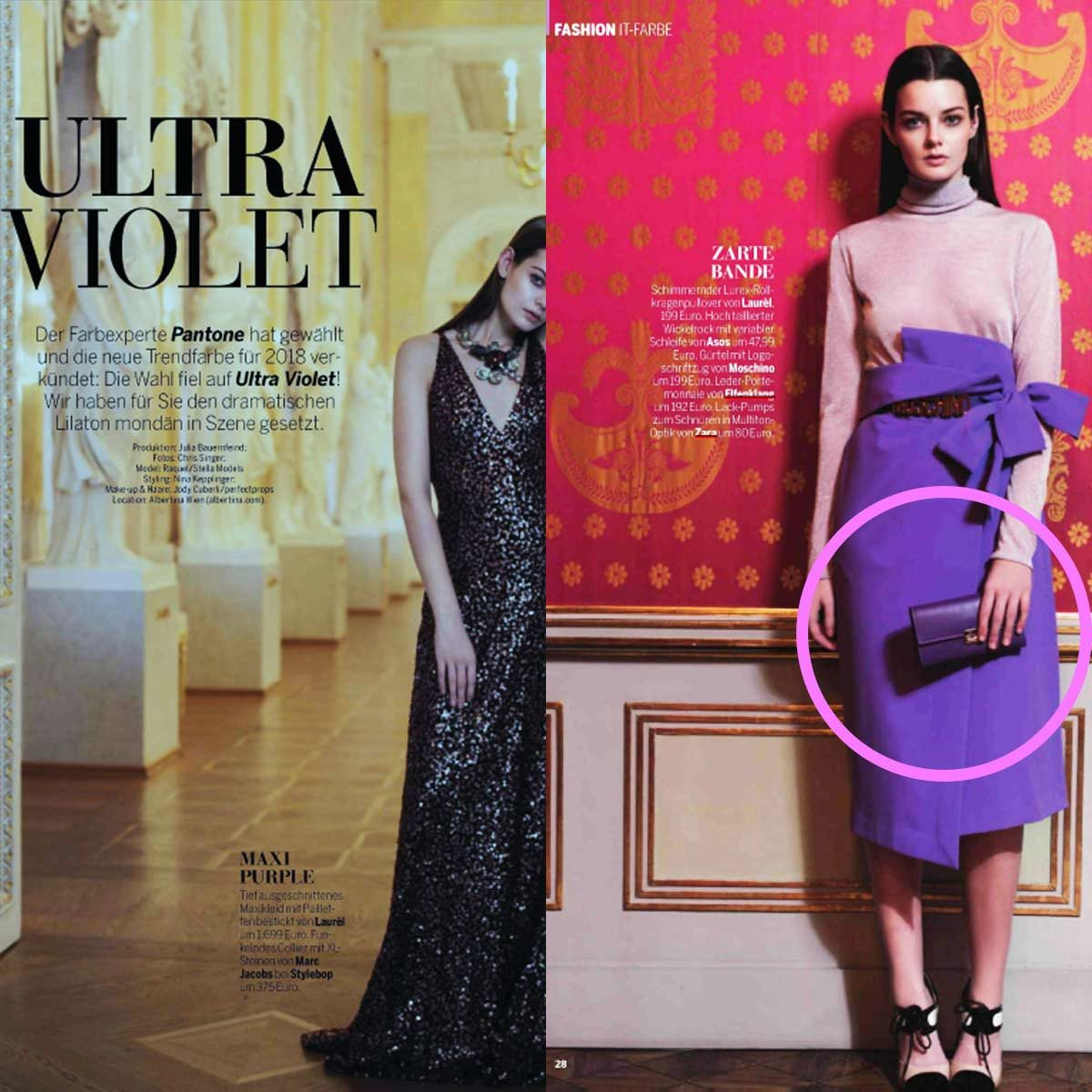 elfenklang ultra violet madonna magazin
