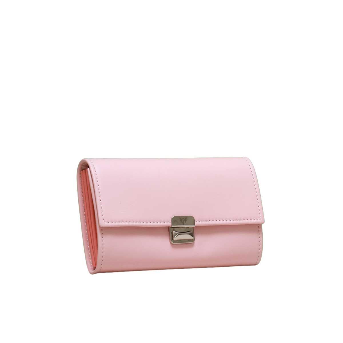 rosa portemonnaies echtes leder elfenklang