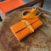 elfenklang geldbeutel mit straps und riemen mango