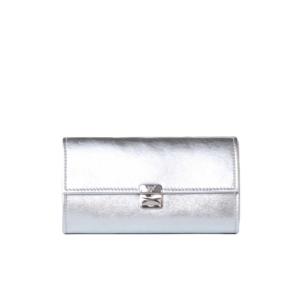 silber leder portemonnaies aufen hochwertig