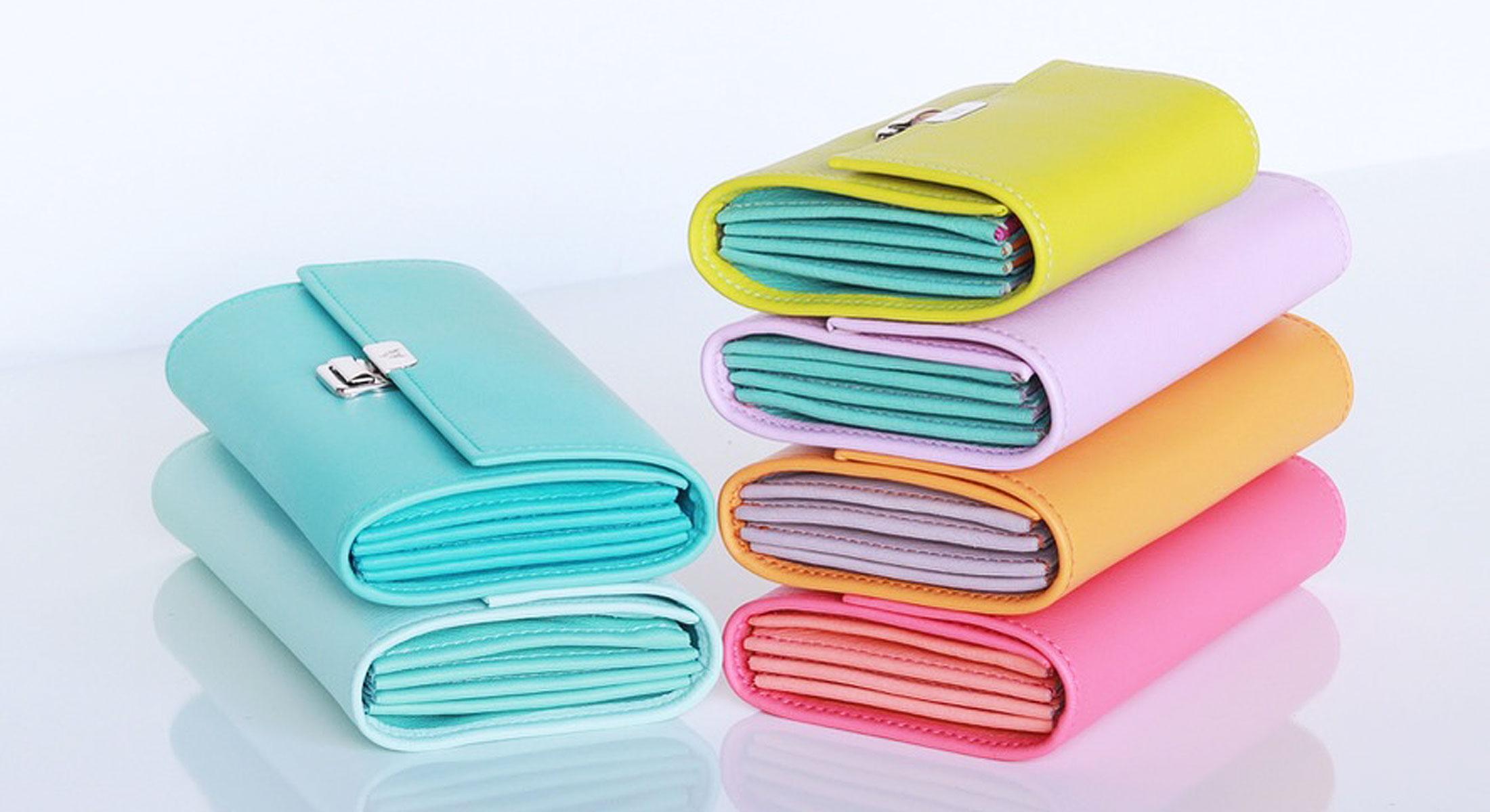 elfenklang öeder portemonnaies pastellfarben kaufen
