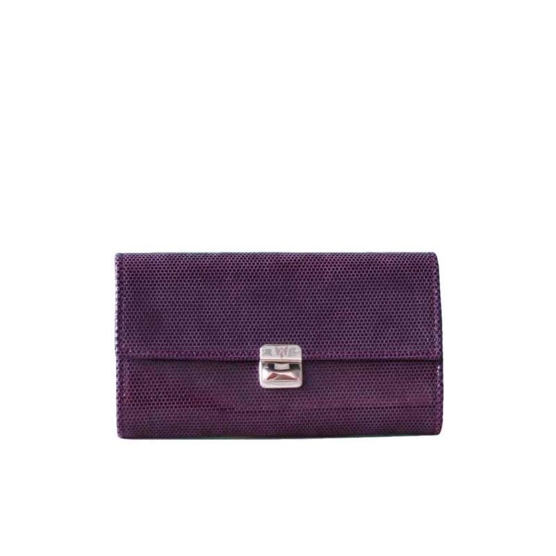 lila damen portemonnaie