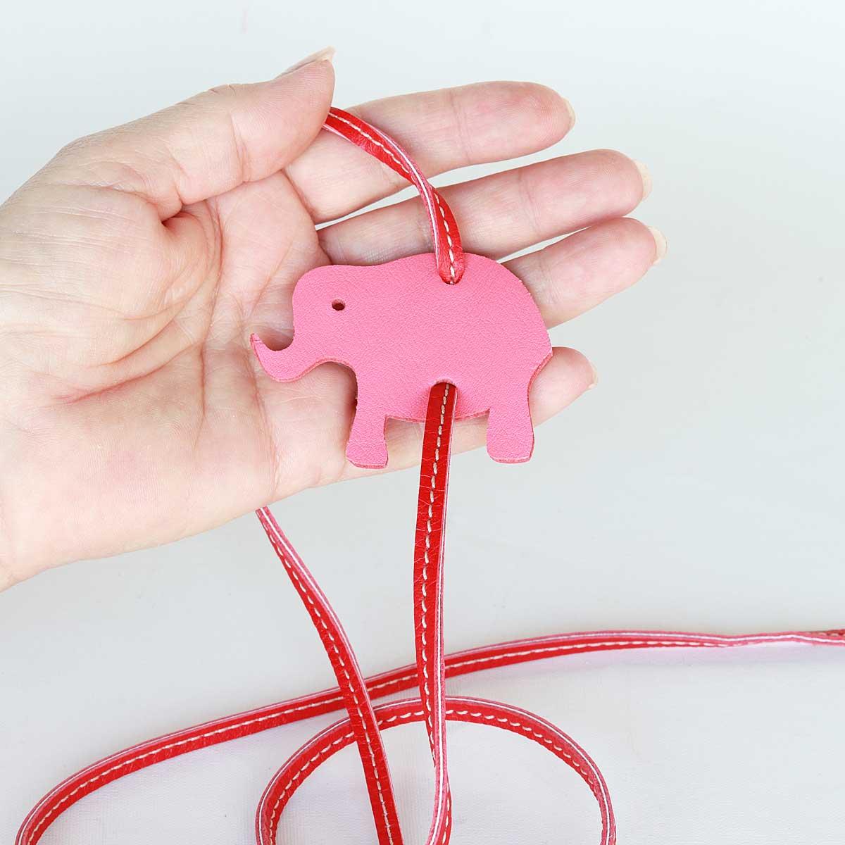 rotes wickellederband kaufen