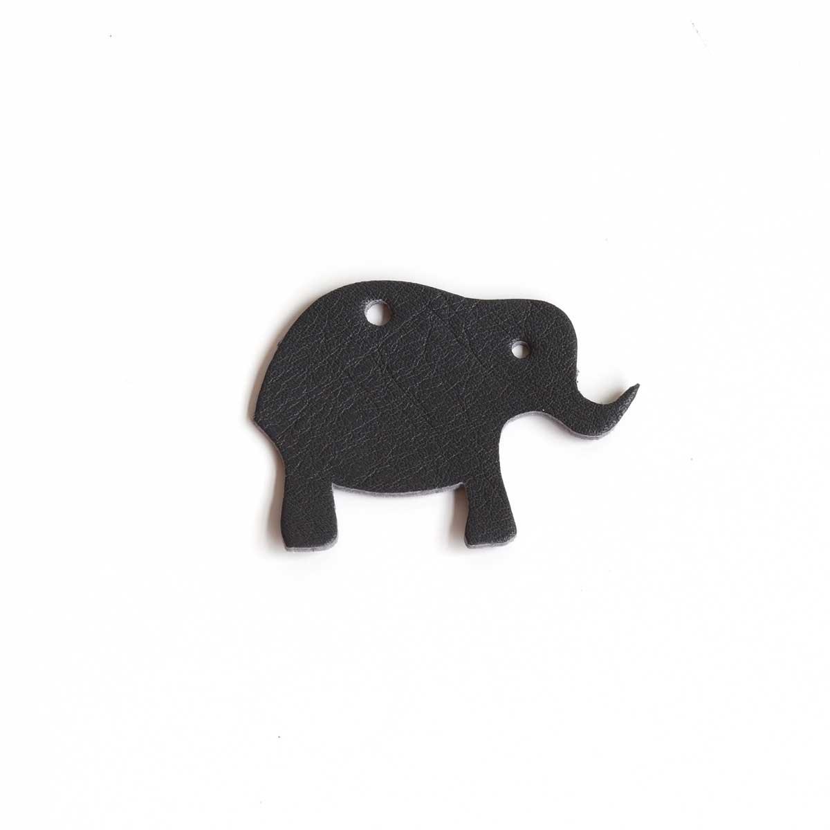 Elefant Lava aus Leder elfenklang