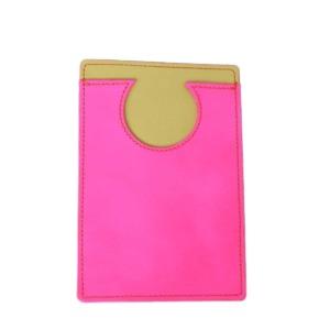 Brusttasche Neon Pink Gelb