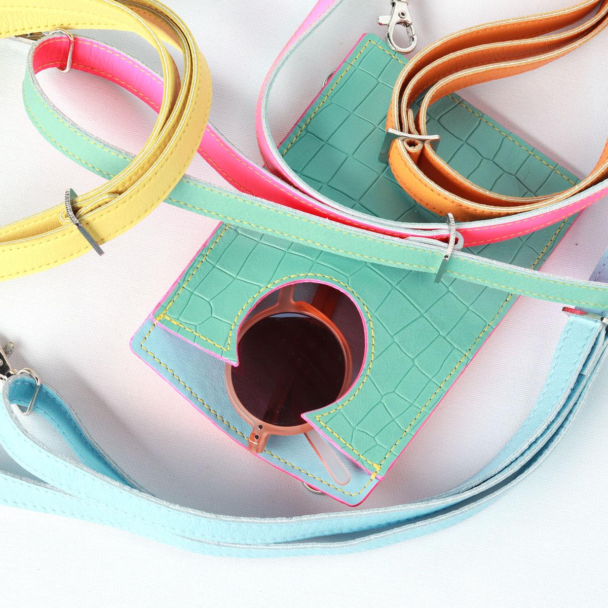 elfenklang brusttaschen crossbody taschen handy brillenetui