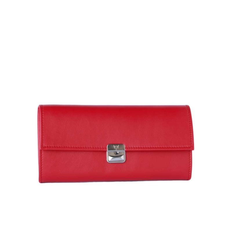 elfenklang portemonnaies leder rot kaufen