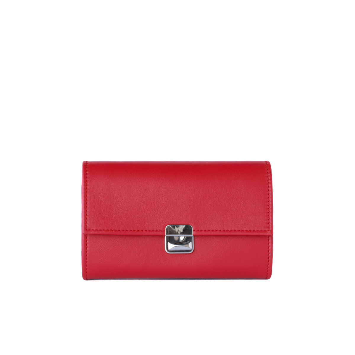 rote portemonnaies damen leder kaufen