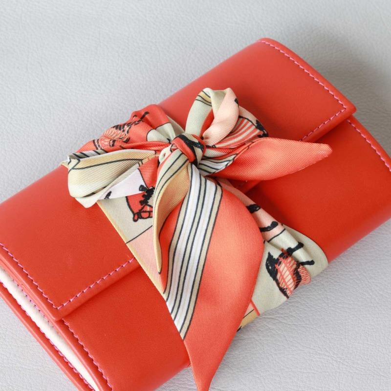 ausgefallene damen portemonnaies kaufen elfenklang orange