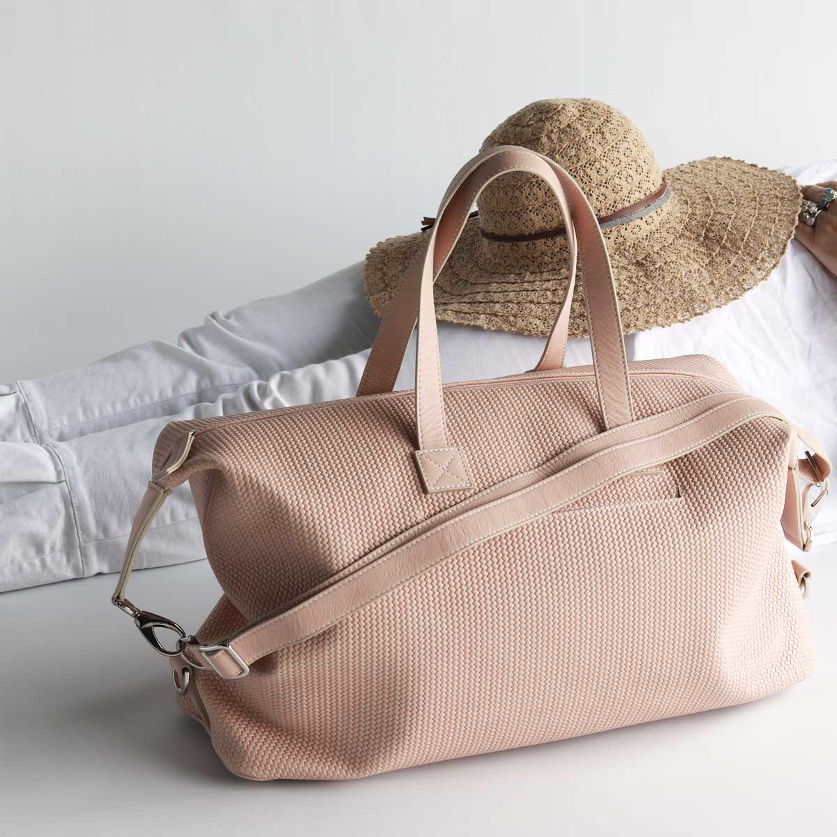 weekender reisetasche modern elfenklang für frauen