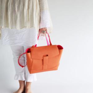 backpack elfenklang lo zaino orange