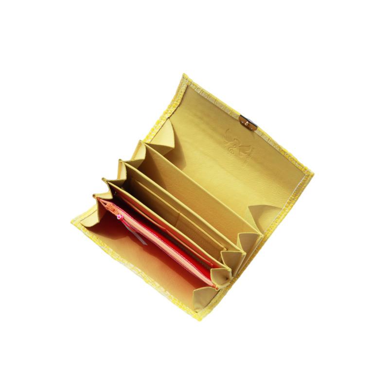 elfenklang gelb kroko mit neon pink kaufen