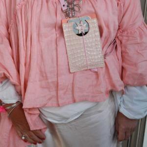 coole handytaschen handyhüllen brustbeutel elfenklang puder rosa